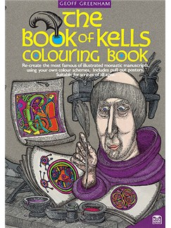 The Book Of Kells Colouring Book