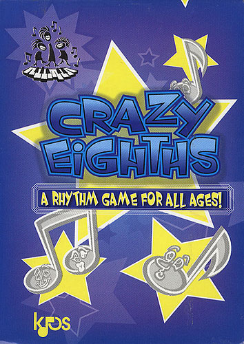 Crazy Eighths - A Rhythm Game For All Ages