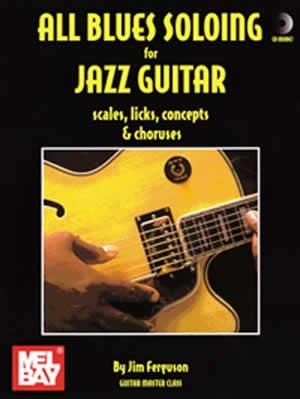 All Blues Soloing Jazz Guitar