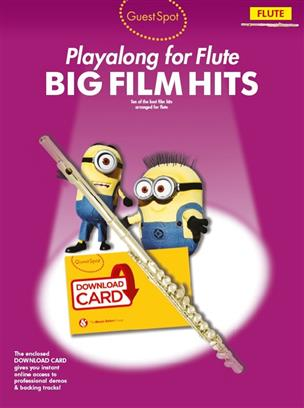 Guest Spot: Big Film Hits Playalong For Flute