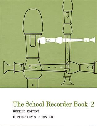 The School Recorder Book 2