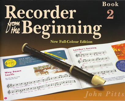 Recorder From The Beginning : Pupil's Book 2 - 2004 Edition