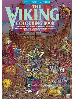 The Viking Colouring Book