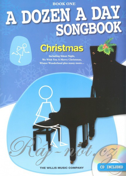 A Dozen A Day Songbook: Christmas (Book One)