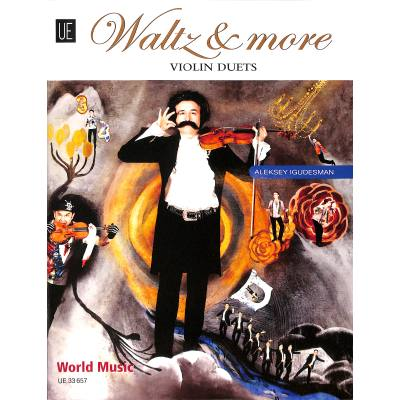 Waltz and More - Violin Duets
