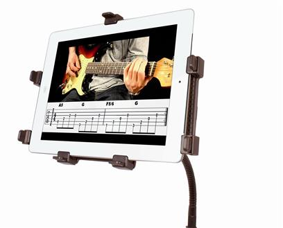 Pure Tone: Universal Tablet Stand - Suits iPad/iPad Mini/Android/Kindle etc.