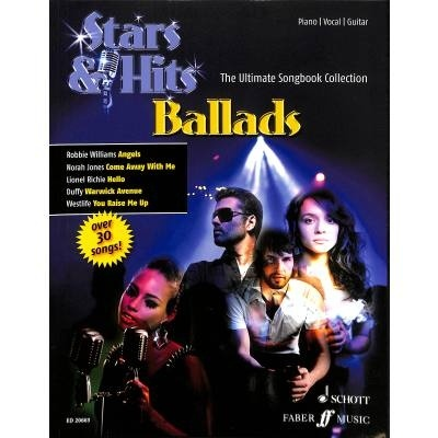 Ballads The Ultimate Songbook Collection