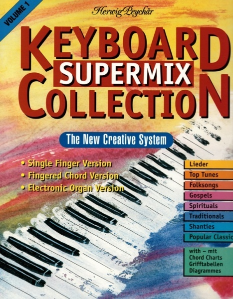 Keyboard Supermix Collection 1 od Peychaer Herwig
