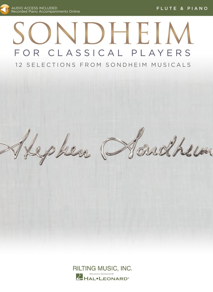 Sondheim For Classical Players - Flute - 12 Selections from Sondheim Musicals