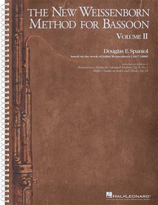 The New Weissenborn Method for Bassoon - Volume 2