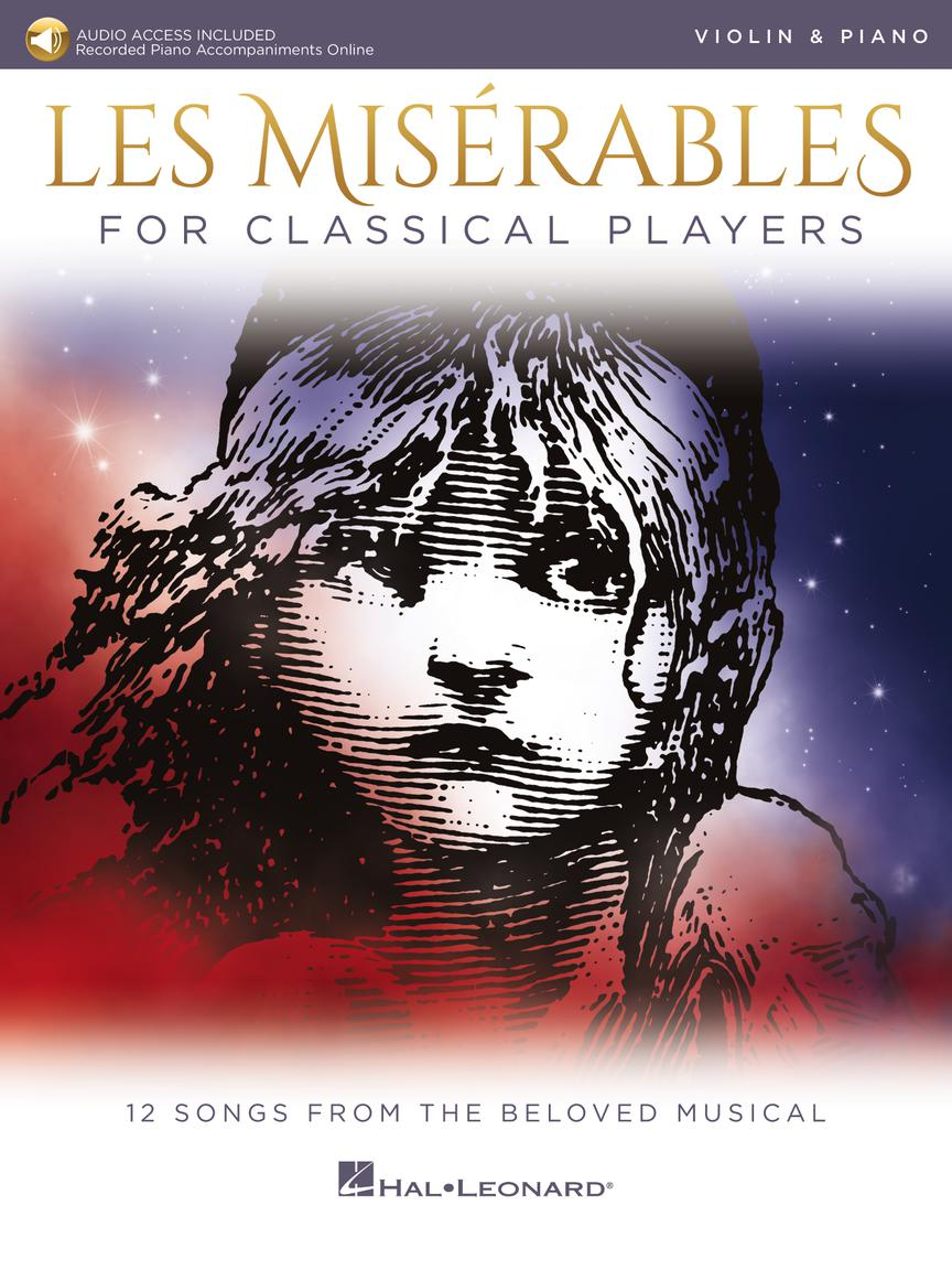 Les Miserables for Classical Players pro housle a klavír