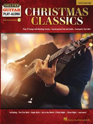 Christmas Classics - Deluxe Guitar Play-Along Volume 19
