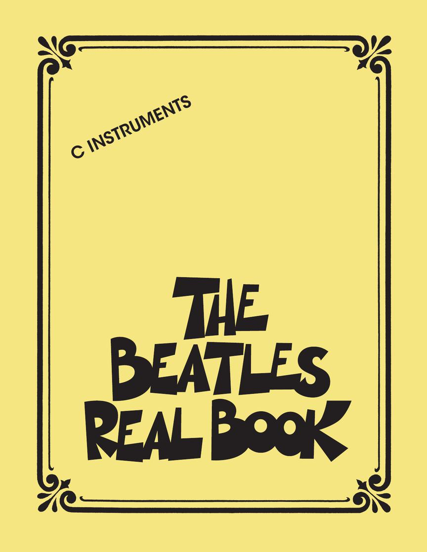The Beatles Real Book - C Instruments