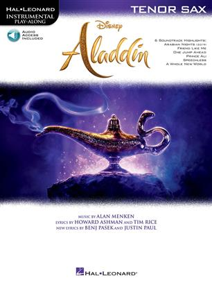 Aladdin pro Tenor Sax Instrumental Play-Along