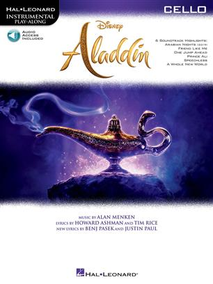 Aladdin pro violoncello Instrumental Play-Along