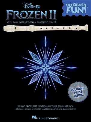 Frozen 2 - Recorder Fun! - Music from the Motion Picture Soundtrack