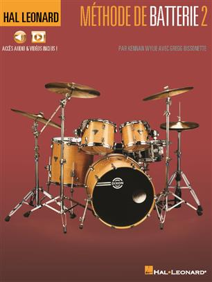 Hal Leonard Methode de Batterie 2