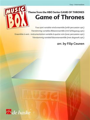 Game of Thrones - Set (Score & Parts)