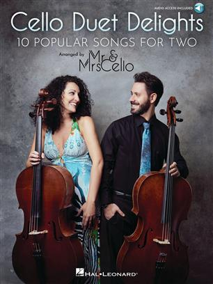 Cello Duet Delights - 10 Popular Songs for Two