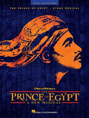 The Prince of Egypt - Stage Musical - Vocal Selections