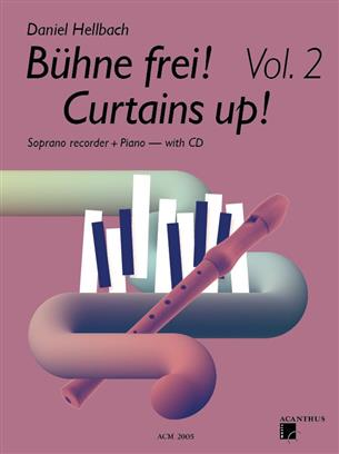 Bühne Frei Curtains Up - Vol. 2