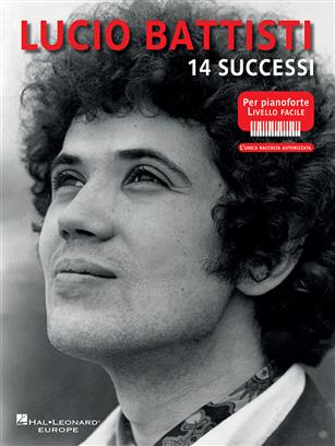 Lucio Battisti - 14 successi - per pianoforte facile
