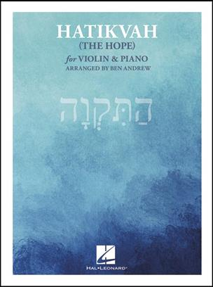 Hatikvah (The Hope) - pro housle a klavír