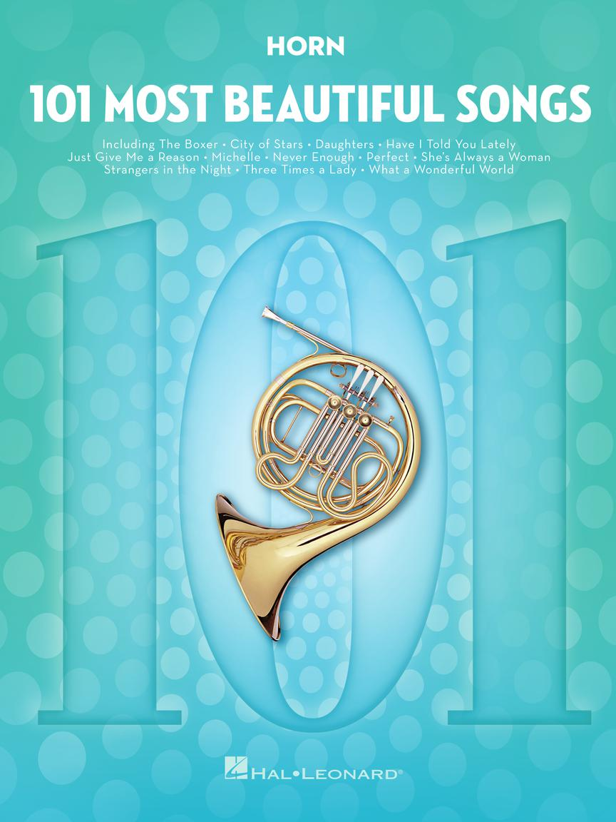101 Most Beautiful Songs - pro Lesní roh
