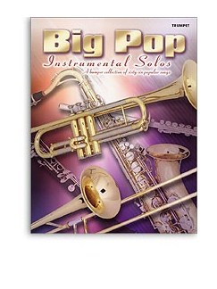Big Pop Instrumental Solos: Trumpet