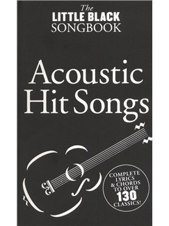 The Little Black Songbook: Acoustic Hits