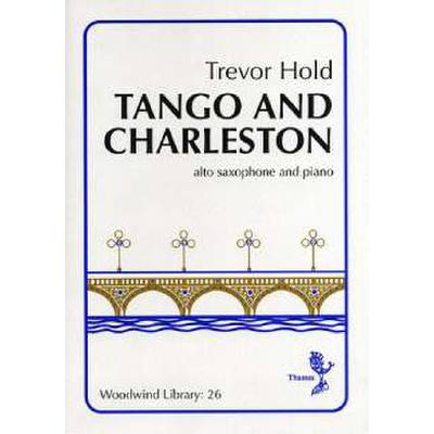Trevor Hold: Tango And Charleston (Alto Saxophone/ Piano)