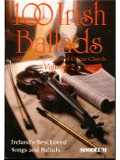 100 Irish Ballads Volume 2 (Book/CD)