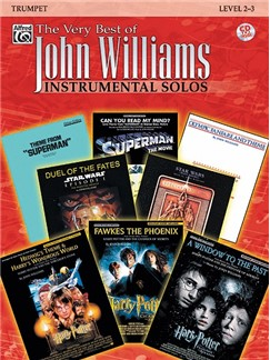 The Very Best Of John Williams: Instrumental Solos (Trumpet)