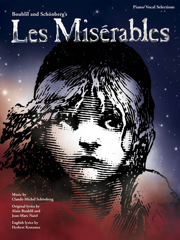 Alain Boublil/Claude-Michel Schonberg: Les Miserables - Piano/Vocal Selections (Update)