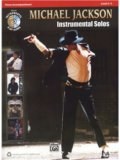 Michael Jackson: Instrumental Solos - Piano Accompaniment