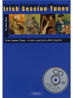 Irish Session Tunes: The Blue Book (CD Edition)