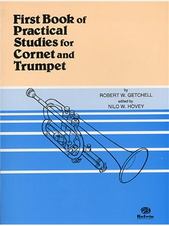 First Book Practical Studies For Cornet And Trumpet