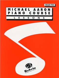 Michael Aaron Piano Course: Lessons Grade Two