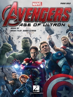 Avengers Age Of Ultron Pf Solo Songbook Bk