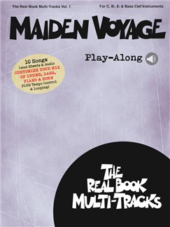 Real Book Multi-Tracks Volume 1: Maiden Voyage