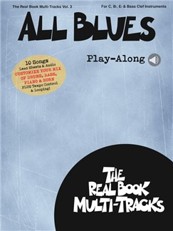 Real Book Multi-Tracks Volume 3: All Blues Play-Along