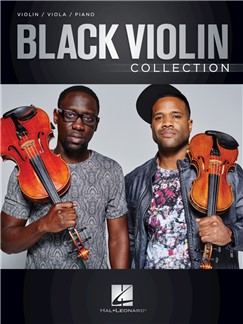 Black Violin Collection - housle, viola a klavír
