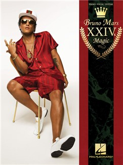 Bruno Mars: 24K Magic - PVG