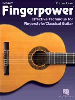 Chad Johnson: Fingerpower – Primer Level (Classical Guitar)
