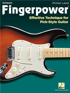 Chad Johnson: Fingerpower – Primer Level (Electric Guitar)