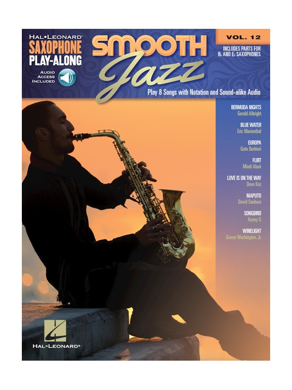 Saxophone Play-Along: Smooth Jazz