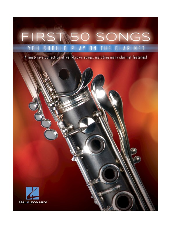 First 50 Songs You Should Play On The Clarinet