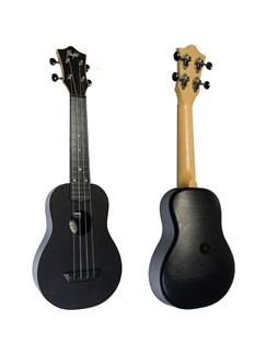Flight: TUS35 ABS Travel Ukulele - Black