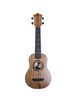 Flight: TUS50 ABS Travel Ukulele – Walnut