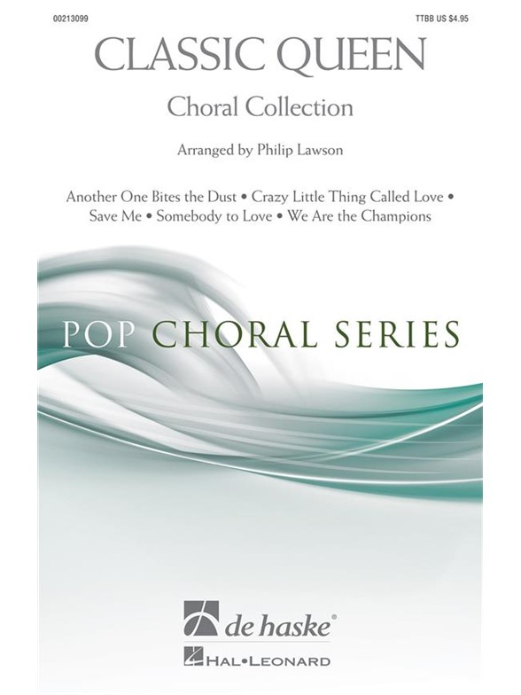 Classic Queen Choral Collection (Arr. Lawson) (TTBB)